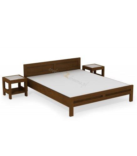 Łóżko Brzozowe L3
