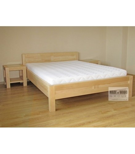 Łóżko Brzozowe  L4
