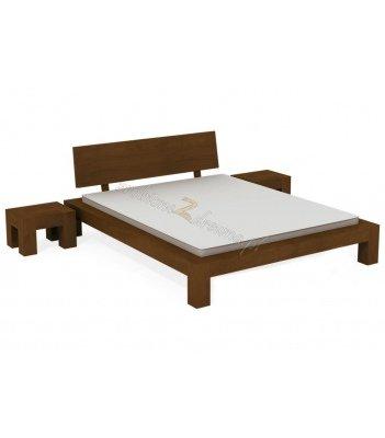 Łóżko Brzozowe L6