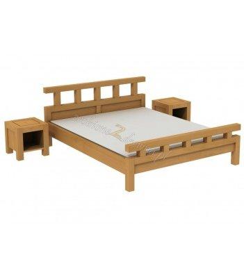 Łóżko Brzozowe L7